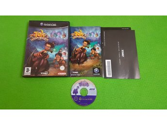Tak and the Power of Juju KOMPLETT Gamecube Nintendo Game Cube