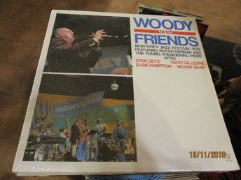WOODY HERMAN'S BAND - MONTEREY JAZZ FESTIVAL 1979 - LP - OSPELAD