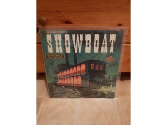 Jerome Kern's Showboat Vinyl 33