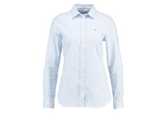 Gant skjorta dam - rosa randig (329963528) ᐈ Köp på Tradera c39e1632468e5