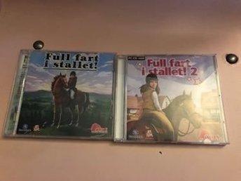 FULL FART I STALLET 1