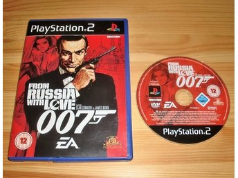 PS2: From Russia with Love