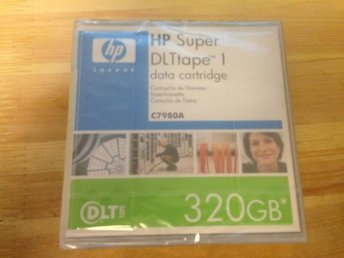 HP C7980A 320GB Super DLTtape