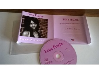 Lena Fiagbe - Can't smile without you, single CD