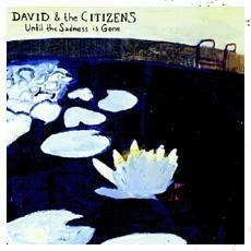 LP DAVID & THE CITIZENS UNTIL THE SADNESS IS GONE