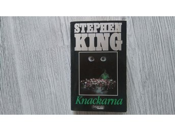 Knackarna av STEPHEN KING pocketbok