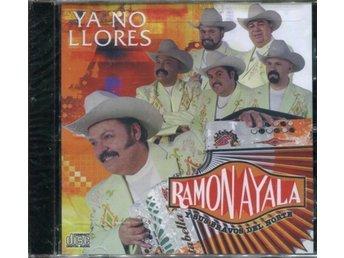 Ramón Ayala - Ya No Llores - 2005 - CD - NEW - Bålsta - Ramón Ayala - Ya No Llores - 2005 - CD - NEW - Bålsta