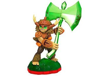 Skylanders Wii PS3 PS4 Figurer TRAP TEAM - BUSHWHACK