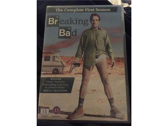 Breaking Bad the First Season 1 - Täby- Näsbypark - Breaking Bad the First Season 1 - Täby- Näsbypark