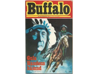 Buffalo Bill 1970 Nr 8 VF - Vikingstad - Buffalo Bill 1970 Nr 8 VF - Vikingstad