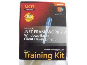 Microsoft .NET Framework 2.0 Windows-based Client Development Stoecker/Stein.. - Eskilstuna - Microsoft .NET Framework 2.0 Windows-based Client Development Stoecker/Stein.. - Eskilstuna