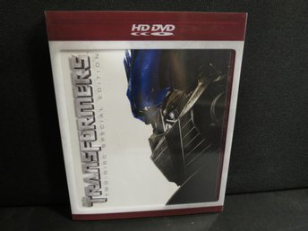 TRANSFORMERS - 2-DISC SPECIAL EDITION (HD DVD)