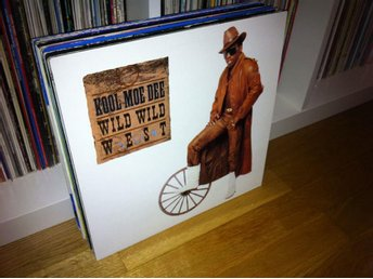 "Kool Moe Dee - Wild Wild West 12"" 1988 (UK press)"