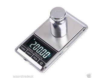 NEW Digital Våg Pocket scale 0-300g / 0.01g finkalibrerad - Zhoushan - NEW Digital Våg Pocket scale 0-300g / 0.01g finkalibrerad - Zhoushan