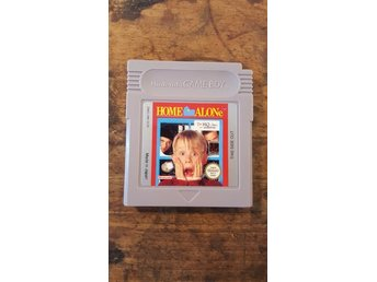 Home Alone SCN - Nintendo Game boy