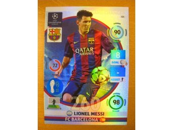 GAME CHANGER : LIONEL MESSI - CHAMPIONS LEAGUE 2014-2015