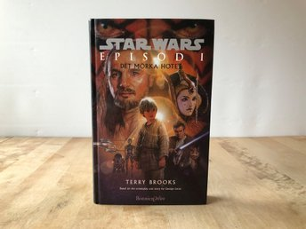 Star wars Episod 1 Det mörka hotet - Terry Brooks