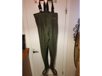 Vader Ron Thompson Chest Waders str 38 i gott skick