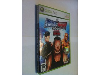 Xbox 360: Smackdown/Smack Down Vs. RAW: Featuring ECV