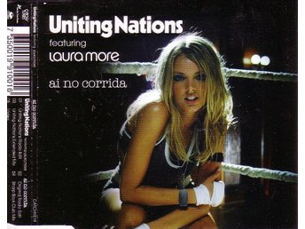 Uniting Nations feat. Laura More-Ai no corrida / CD-singel
