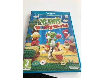 Yoshis Woolly World Wii U Nyskick!
