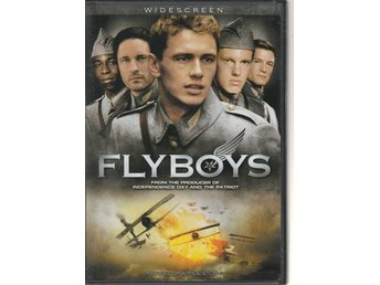 Flyboys (James Franco) 2006 - DVD Region A