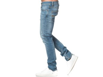 Ny Nudie jeans  Grim Tim Best Coast Blues W32-L32