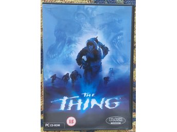 The Thing (PC BEG!)
