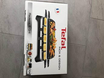 Tefal raclette & grill