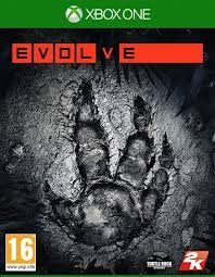 Evolve includes monster expansion pack (Nytt Xboxone)