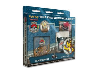 Pokémon 2018 World Champion Deck Robin Schulz (Victory Map)