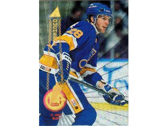 1994-95 Pinnacle 108 Steve Duchesne St. Louis Blues Rink Collection