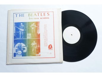 ** The Beatles ‎– Bactrax sessions **