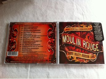Moulin Rouge (soundtrack) - David Bowie, Beck, Rufus Wainwright m fl