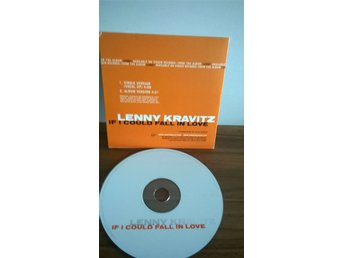 Lenny Kravitz - If I Could Fall In Love, single CD