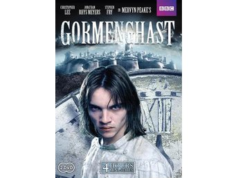 Gormenghast - Miniserie (Christopher Lee)
