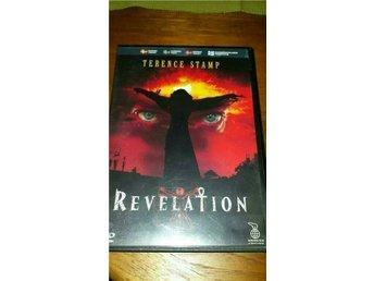DVD Revelation Terence Stamp skräck/thriller - Oskarström - DVD Revelation Terence Stamp skräck/thriller - Oskarström