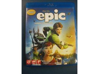 EPIC : SKOGENS HEMLIGA RIKE - BLU-RAY - 2013 - SVENSKT TAL - Hörby - EPIC : SKOGENS HEMLIGA RIKE - BLU-RAY - 2013 - SVENSKT TAL - Hörby