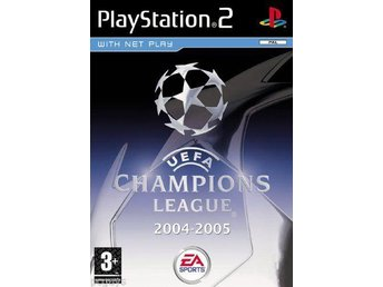 UEFA Champions League 2004-2005 - Playstation 2 - Varberg - UEFA Champions League 2004-2005 - Playstation 2 - Varberg