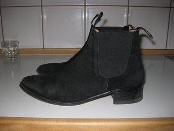 Boots Novita i mocka, strl 39 - Halmstad - Boots Novita i mocka, strl 39 - Halmstad