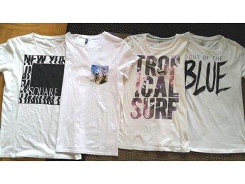 T-shirts, storlek S - Viken - T-shirts, storlek S - Viken
