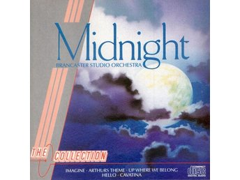 Brancaster Studio Orchestra - Midnight - 1986 - CD - Classical / Pop
