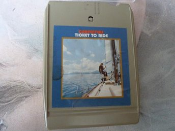 CARPENTERS, TICKET TO RIDE,  KASSETTBAND, 8-TRACK