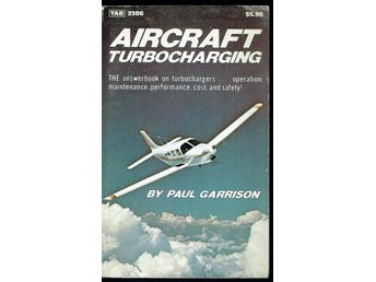 Aircraft turbocharging