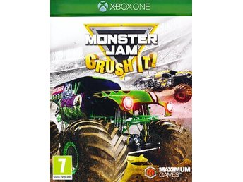 Monster Jam Crush It (XBOXONE)
