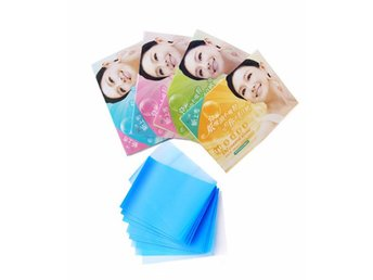 2-pack Oil Control Blotting Paper Tissue