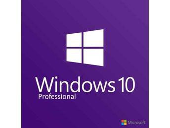 Windows 10 Professional licensnyckel - Bergen - Windows 10 Professional licensnyckel - Bergen