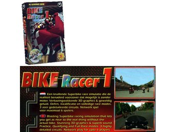 BIKE RACER, PC -spel / NYTT / - Lund - BIKE RACER, PC -spel / NYTT / - Lund