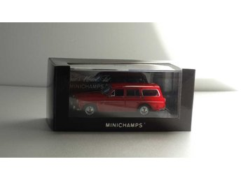 Volvo Amazon 1966 Minichamps Limited Edition
