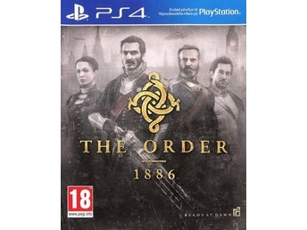 PS4 - The Order: 1886 (Beg)